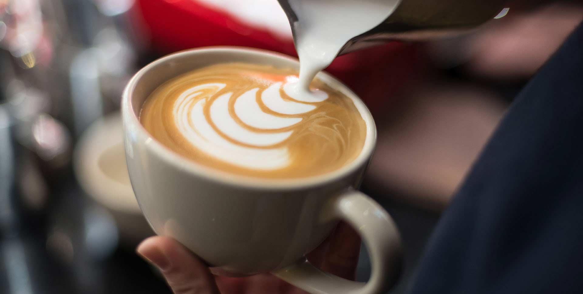 Da oggi anche la caffetteria è in offerta!